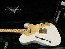 Fender Custom Shop Telecaster Thinline Roadshow 2011 One Piece Neck