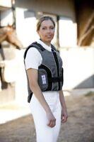 Ekkia Childs Equi-Theme Articulated Horse Riding Body Protector Beta Level 3