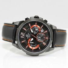Casio Uhr Edifice Herren-Chronograph Chrono EFR-535BL-1A4VUEF