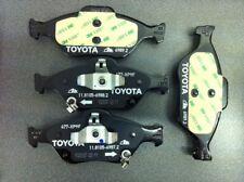 Genuine Toyota Aygo Front Brake Pads Feb 05 onwards