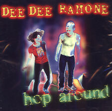 DEE DEE RAMONE Hop Around CD NEW PROMO CANADA IMPORT PUNK ROCK