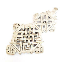 Hand Crafte Ethiopian Orthodox Coptic Cross Pendant