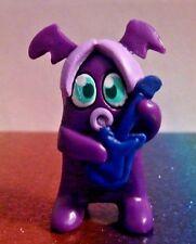 Moshi Monsters Series 3 #M02 FRETTIE FACEMELT Moshling Mini Figure Mint OOP