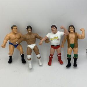 Vintage WWF LJN Bruno Sammartino Bob Orton Tito Santana Rody Piper Sports WWE