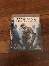 Assassins Creed PlayStation 3 Game