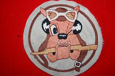 61ST FIGHTER FTR SQUADRON SQDN PATCH 8TH AIR FORCE 56TH GROUP