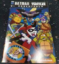 Batman Teenage Mutant Ninja Turtles Adventures #1 Knowhere Exclusive Variant