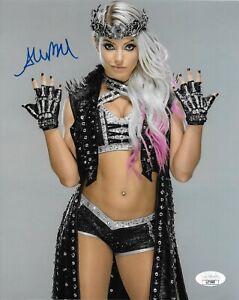 ALEXA BLISS WWE DIVA SIGNED AUTOGRAPH 8X10 PHOTO #5 W/ JSA COA