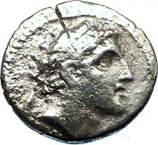 ALEXANDER I Balas Seleukid Authentic Ancient Silver Greek Coin APOLLO i65701