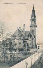 Ak, Zwickau, Lutherkirche, 1916, (G)1671