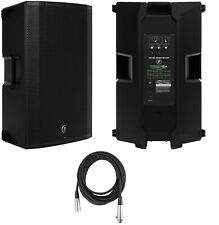 """Mackie Thump15A - 1300W 15"""" Powered Loudspeaker (Single) with XLR Cable"""