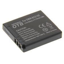 Akku für Panasonic DMC-FX-33 FX55 CGA-S008 DMW-BCE10E