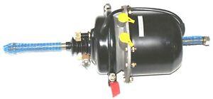"""Bremszylinder Hinterachse 24""""/24"""" mit Notentriegelung (Hub=57-57) für MB MAN"""