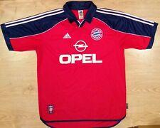 Camiseta Bayern Munich Adidas 1999-2000 Shirt Trikot Maillot Maglia Munchen