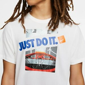 New Nike Basketball Rim Graphic Logo T Shirt  Great Colors! All Sizes NWT *HOT*