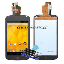 Full Lcd Display +Touch screen Digitizer Assembly For LG GOOGLE NEXUS 4 E960