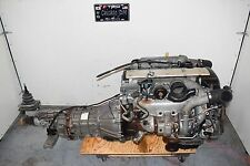 JDM Toyota 1JZ GTE VVT-i  Front Sump 1JZ Engine Wire Ecu & Manual 5 Speed Trans