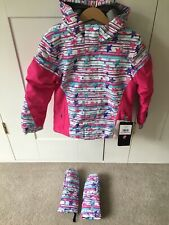BNWT Girls Spyder Ski Jacket (Age 6)