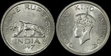 INDIA RUPEE 1947 (UNC/BU) *NICE EYE-APPEAL*