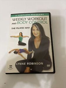 Pilates Body Control/Weekly Workout DVD Movie