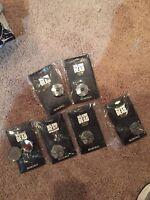 5 Loot Crate Walking Dead Neclaces GET IT FAST ~ US SHIPPER