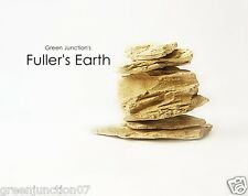 GJ's Multani Mitti (Fuller's Earth } Volcanic Clay Chunks - 4kgs (Purest Form )