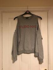 Ladies Grey Jumper Size 20