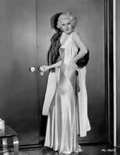 8x10 Print Jean Harlow Beast of the City 1932 #JH3230