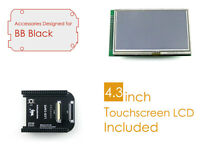 BB Black Accessories C for BeagleBone Black Extension Board + 4.3'' LCD and CAPE