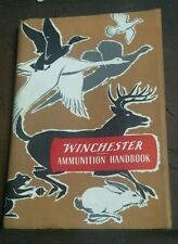 COLLECTABLE WINCHESTER AMMUNITION HANDBOOK FOURTH EDITION (ORIGINAL)