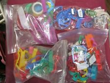 New listing Plastic Cookie Cutters Lot