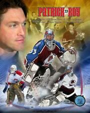 PATRICK ROY Legends of the Game 8X10 PHOTO  Colorado Avalanche
