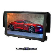 Android 10 Car Radio GPS Navi Wifi Stereo Player For Honda Civic 2016-2018 32GB