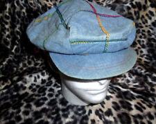 Ropa y complementos vintage original color principal azul 1950s