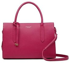 RADLEY RASPBERRY ARLINGTON COURT MEDIUM ZIP TOP MULTIWAY BAG NEW RRP £209