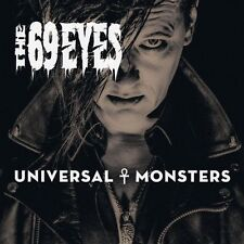 69 EYES - UNIVERSAL MONSTERS - CD SIGILLATO 2016