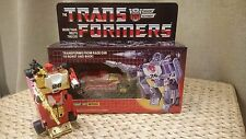Transformers MIRAGE the red version G1 Re-issue Brand NEW COLLECTION MISB  Toys