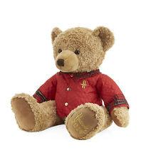 2014 HARRODS JASPER Teddy Bear. The perfect birthday or anniversary gift