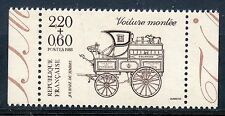 STAMP / TIMBRE FRANCE NEUF N° 2526 ** JOURNEE DU TIMBRE / VOITURE / DE CARNET
