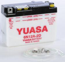 YUASA BATTERY 6N12A-2D YUAM2612D
