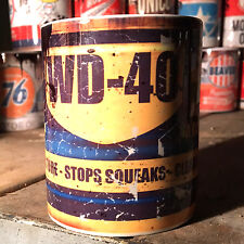2x wd40  oil can Gift Motorcycle Car Mechanic Gift 11oz Tea coffee mug