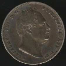 More details for 1834 william iv silver sixpence | british coins | pennies2pounds