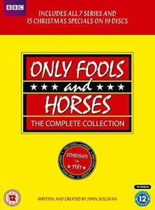 Only Fools And Horses Complete Collection DVD Media Format PAL Language English