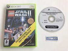 Lego Star Wars II 2 The Original Trilogy - Promo - Microsoft Xbox 360 - PAL EUR