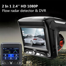 2.4'' LCD HD Auto 1080P Kamera DVR Video Recorder Radar Camera Detector Dash Cam