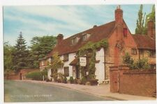 Pitts Cottage Westerham Old Postcard, B107