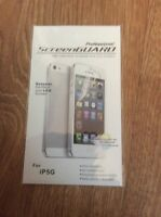 Screen Protector Guard Anti Ultraviolet for Apple iPhone 5