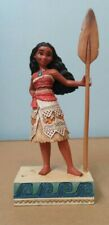 Jim Shore Disney Traditions Find Your Own Way Moana Figurine 4056754 Missing Pua