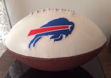NFL Signature Series Full Size Rawlings Football Buffalo Bills
