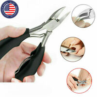 Toenail Clippers for Thick Ingrown Toe Nails Heavy Duty Precision Nail Scissor